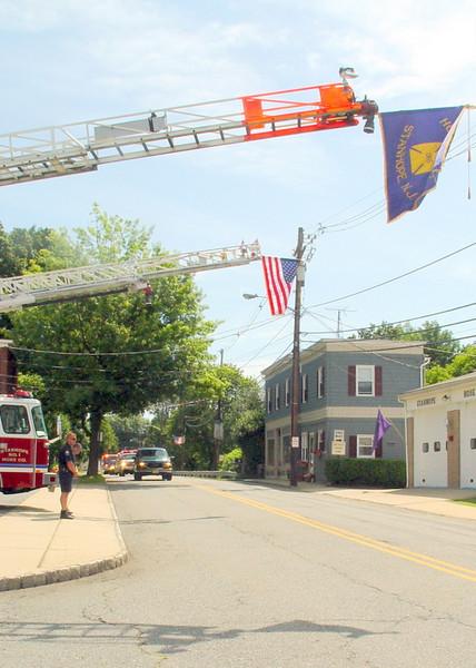 Firefighter Memorials